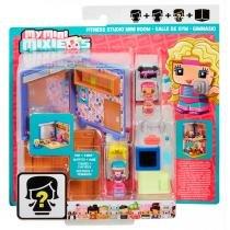 MixieQs Mini Quarto Fitness Studio - Mattel -