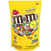 MM Confeito de Chocolate Amendoim 200g - Mars -