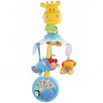 Móbile Musical 2 em 1 Zoo - Fisher Price - Fisher Price