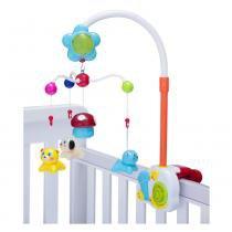 Móbile Musical Bichinhos e Cogumelo Zoop Toys - Zoop Toys