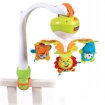 Móbile Musical Take Along Tiny Love p/ Berço, Carrinho e Bebê Conforto - Verde -