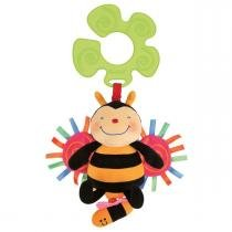 Móbile para Carrinho de Bebê e Berço Ks Kids - Abelha Treme-Treme - KS Kids