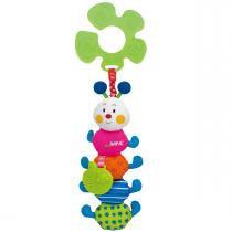 Móbile para Carrinho de Bebê Ks Kids - Baby Centopéia Colorida - KS Kids