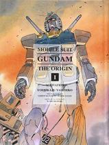 Mobile Suit Gundam- the Origin 1 - Vertical inc