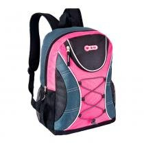 Mochila 17 BackPacks Rosa - Clio Style - Outras Marcas