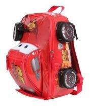 Mochila de Costas Carros 3d Mcqueen Piston Cup com estojo - Dermiwil  mochilas ac10f6594e