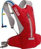 Mochila de hidratação CamelBak Octane XCT 3 Litros - Vermelho e Cinza - Preto -