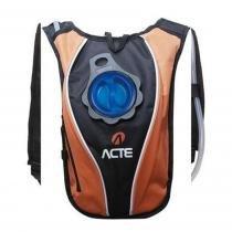 Mochila de Hidratação Slim 1,5 Litro Mangueira com Bico Laranja C1 - Acte - Acte