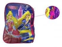 Mochila Escolar Princess Infantil para Crianca (EI31004PR / IS31001PR) - Luxcel
