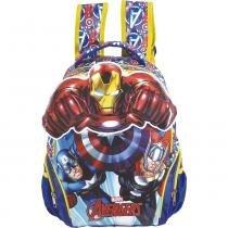"""Mochila Infantil 14"""" Avengers Action - Xeryus - Xeryus"""