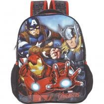 """Mochila Infantil 16"""" Avengers Revolution - Xeryus - Xeryus"""