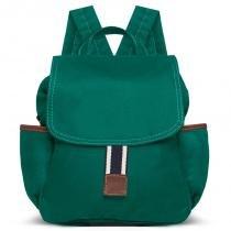 Mochila Infantil Adventure Verde Oliva - Classic for Bags - Verde - Classic for Baby Bags