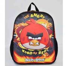 Mochila Infantil Angry Birds Preta - Santino - Santino