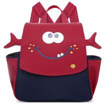 Mochila Infantil Caranguejo - Classic for Bags - Classic for baby bags