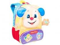Mochila Infantil Escolar 3D Tam. M Sestini 19Y  - Aprender e Brincar Fisher Price