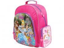 Mochila Infantil Escolar Tam. M Dermiwil - Disney Princesas