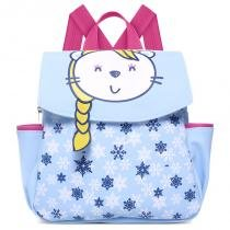 Mochila Infantil Floco de Neve - Classic for Bags - Rosa - Classic for Baby Bags