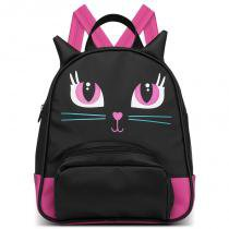 Mochila Infantil Gata - Classic for Bags - Rosa - Classic for Baby Bags