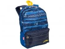 Mochila Infantil Sestini - Hot Wheels