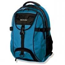 Mochila Swiss para Notebook 15.6 Polegadas Azul BO379 - Multilaser - Azul - Multilaser