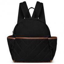 Mochila Viagem Casual Preto - Classic for Bags - Classic for baby bags