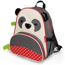 Mochila Zoo Panda Style Marrom/Bege - Skip Hop - Skip Hop