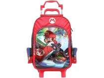 Mochilete Tam. G DMW - Super Mario
