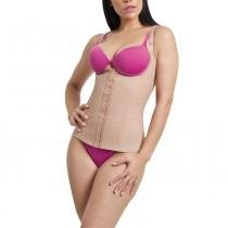 Modelador Corselet Body Shaper Chocolate 431 Esbelt -
