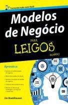 Modelo de negocio para leigos - Alta books
