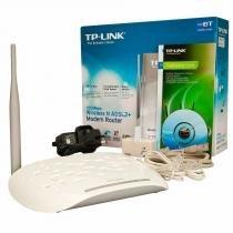 Modem Roteador Wireless N ADSL2+ de 150Mbps TD-W8951ND TP-Link - TP Link