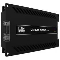Módulo amplificador banda viking 5000 1 canal 5000w rms 2 ohms - Banda