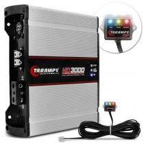 Módulo Amplificador Taramps HD3000 3000W RMS 1 Canal 2 Ohms Digital -