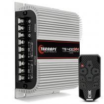 Módulo Amplificador Taramps TS400 400W RMS + Controle Longa Distância Expert 300 Metros - Linha Prime