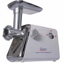 Moedor de Carne 110v Branca Ref.MC555 Zeex - Zeex