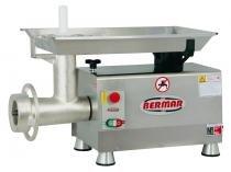 Moedor de Carne Elétrico Industrial Bermar - BM 77 NR PF Inox