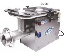 Moedor e Picador de Carne - Com Switch de segurança - MGI 98 - INOX - 220V (Trifásico) - Gural -