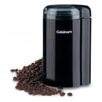 Moedor elétrico para café preto Cuisinart -127V dcg 20bknbrb -
