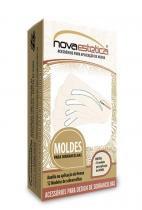 Moldes para Sobrancelhas para Aplicação de Henna e Design de Sobrancelhas - Nova Estética -