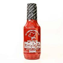 Molho de Pimenta Sriracha De Cabrón 266ml -