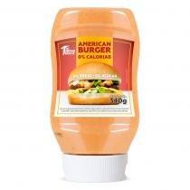 Molho para Lanche American Burger - 340g - Mrs Taste -