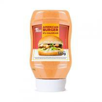 Molho para lanches american burguer 340g - Mrs taste