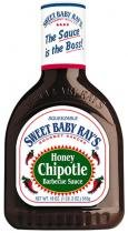 Molho sweet baby rays - honey chipotle barbecue 510g - Sweet baby rays