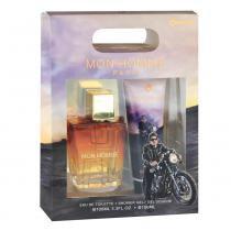 Mon Homme Omerta - Masculino - Eau de Toilette - Perfume + Gel de Banho - Omerta
