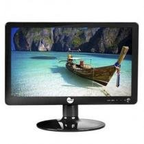 Monitor 15.6 led com hdmi e vga pctop para cftv - pc- games mlp156hdmi - Pctop