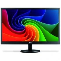 "Monitor 18,5"" Led Aoc - 200 Cd/M2 De Brilho - E970swnl - AOC"