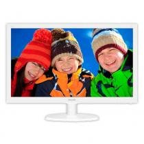 Monitor 21,5 - 223V5LHSW - Led Philips Bco Hdmi Vga Full Hd -