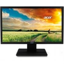 Monitor 21,5 LED ACER - VGA - Vesa - FULL HD - HDMI - DVI - Inclinacao 25O - V226HQL -