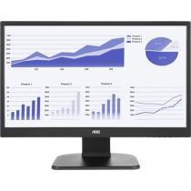 "Monitor 21,5"" Led Aoc - Altura E Rotacao - Full Hd - Hdmi - Dvi - Vesa - E2270pwhe -"