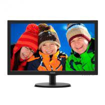 "Monitor 21,5"" LED Philips 223V5LHSB2 HDMI -"