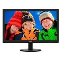 Monitor 21,5 led philips - hdmi - full hd - vesa - 223v5lhsb2 Philips